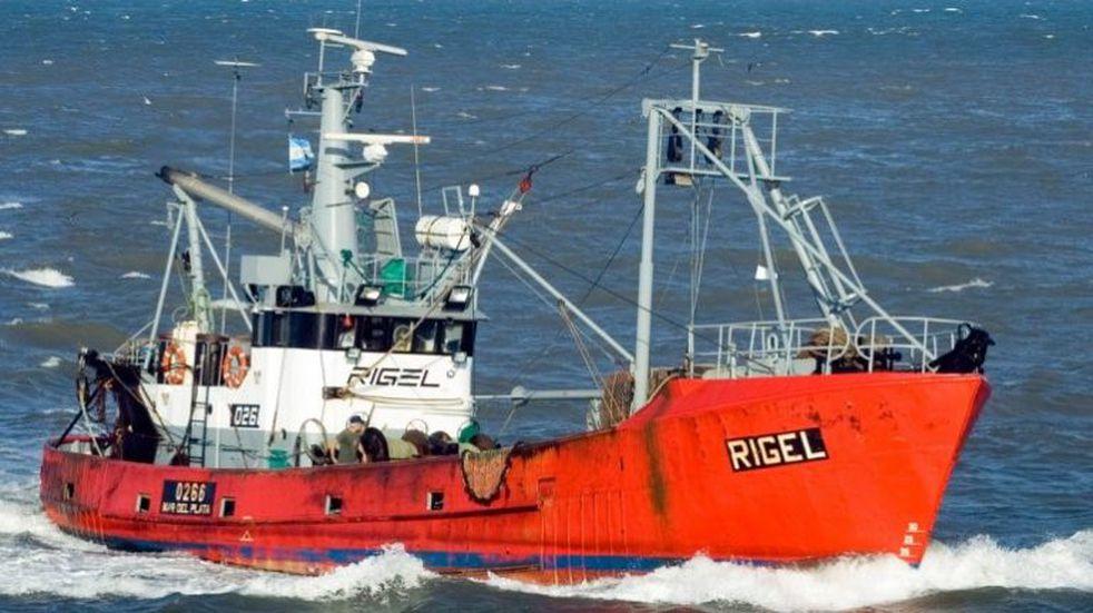 Los familiares del pesquero Rigel se reunirán con el ministro de Defensa Agustín Rossi