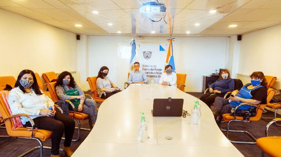 La Secretaría de Niñez, Adolescencia y Familia de Nación inició en la provincia una serie de capacitaciones