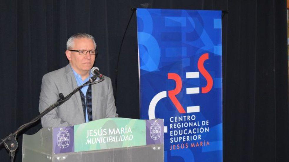 Jesús María: el CRES ahora dictará sus clases en el predio de La Rural