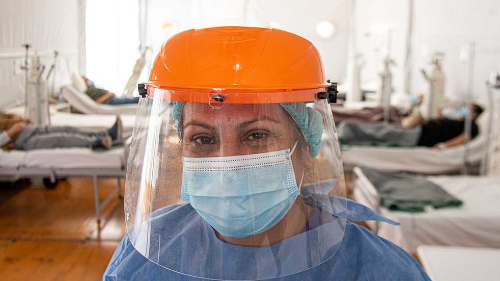Pérez sumó 17 casos nuevos de coronavirus