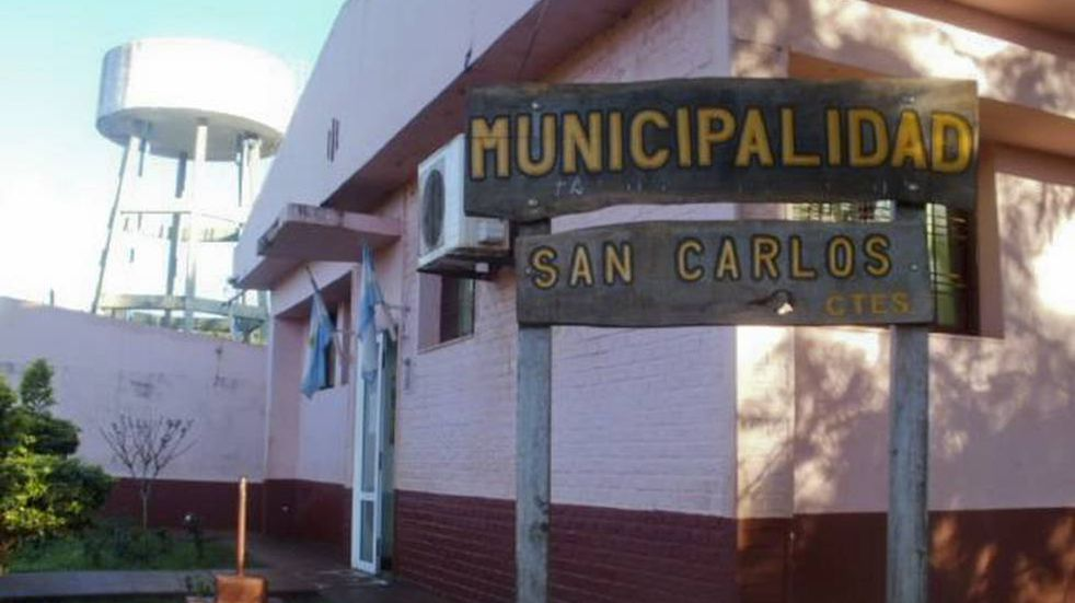 Extraño robo de recaudación municipal en una comuna lindante con Misiones