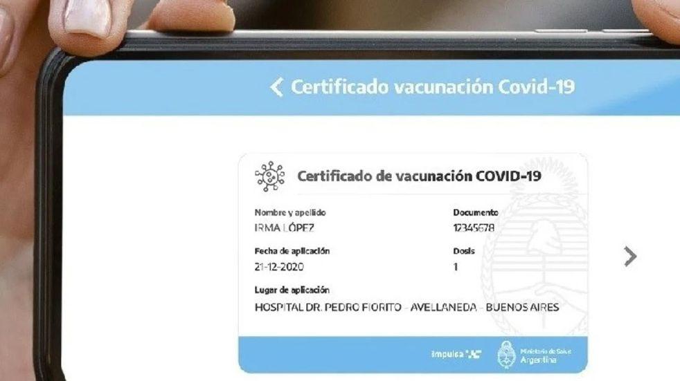 Conocé los lugares que exigirán el carnet de vacunación para ingresar