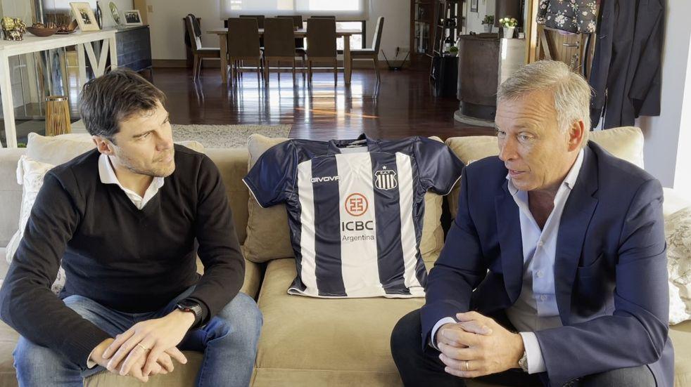 """Andrés Fassi sobre el Cacique Medina: """"Le das un jugador seis puntos y te lo devuelve ocho puntos"""""""