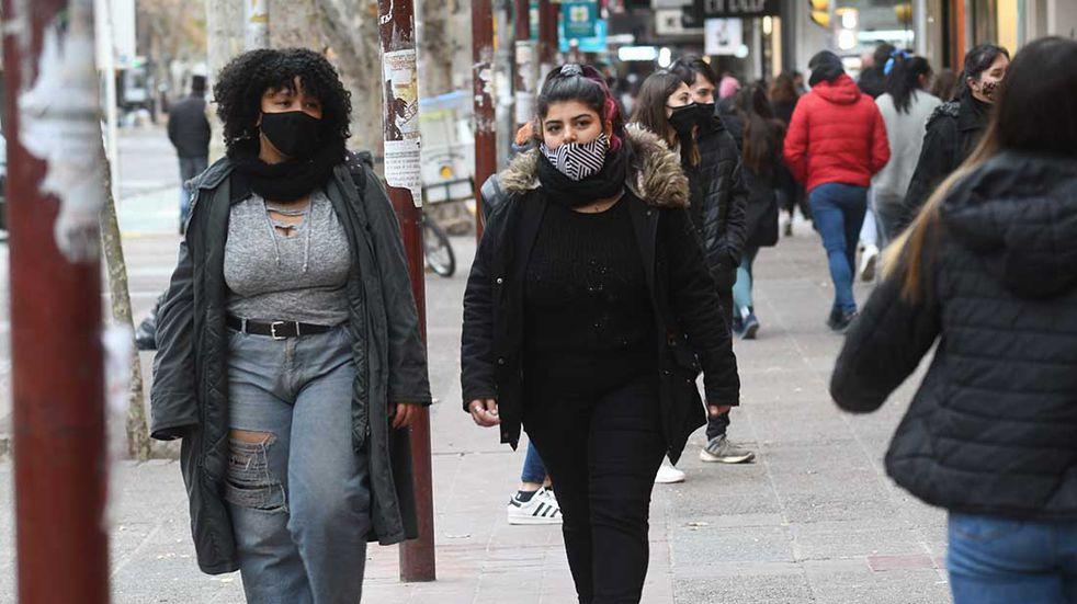 Clima en Mendoza: jueves nublado con leve ascenso de la temperatura