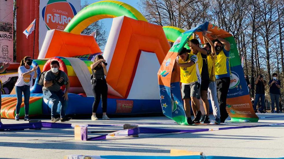 Terminó la primera fecha de la Olimpiada Futuro 2021 en Resistencia