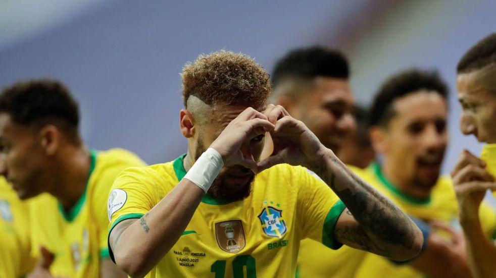 La agenda de este miércoles de la Copa América y la Eurocopa