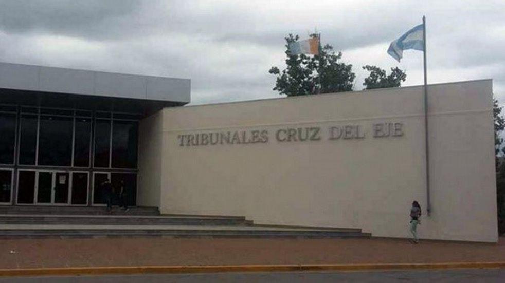 Tribunales Cruz del Eje