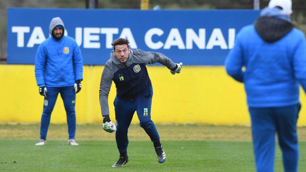 Rosario Central descartó a Jorge Broun para enfrentar a Deportivo Táchira