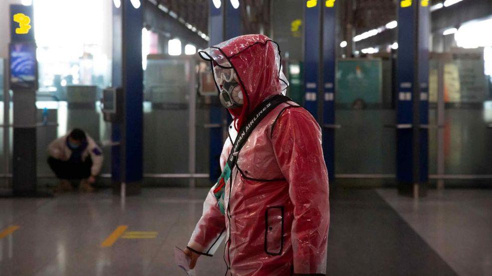 Millones de personas confinadas en China por la variante Delta de coronavirus