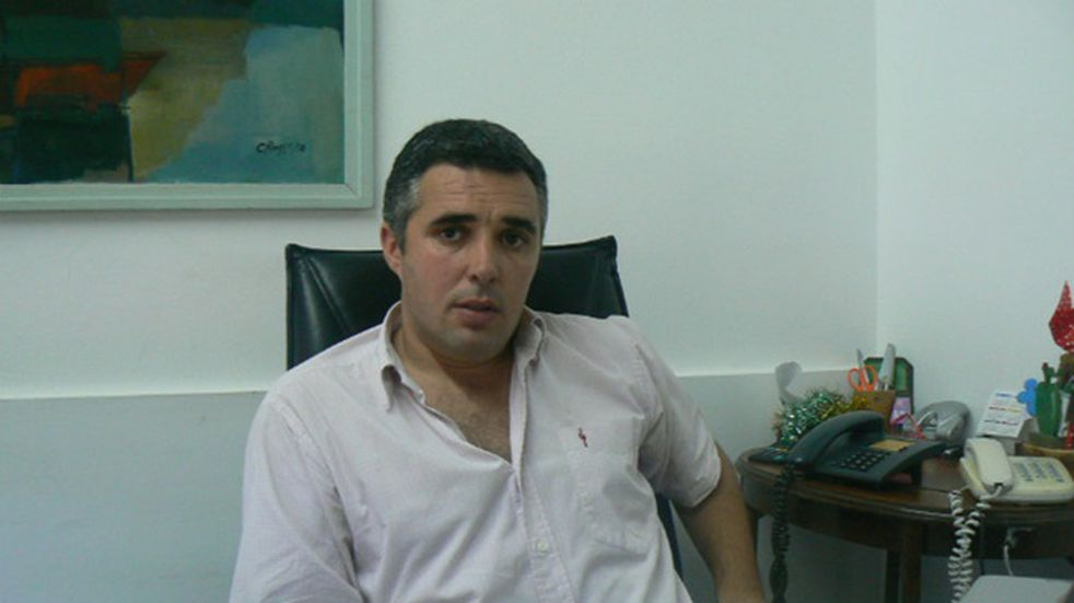 Francisco Aramberri (foto Diario 3)