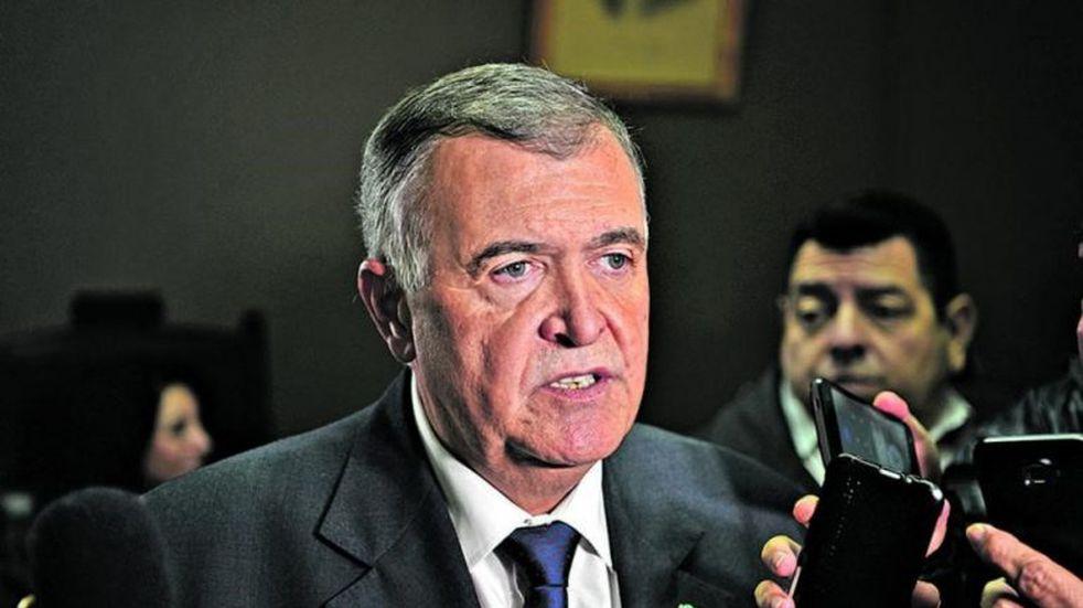 Osvaldo Jaldo denunció que utilizaron y vendieron su línea telefónica