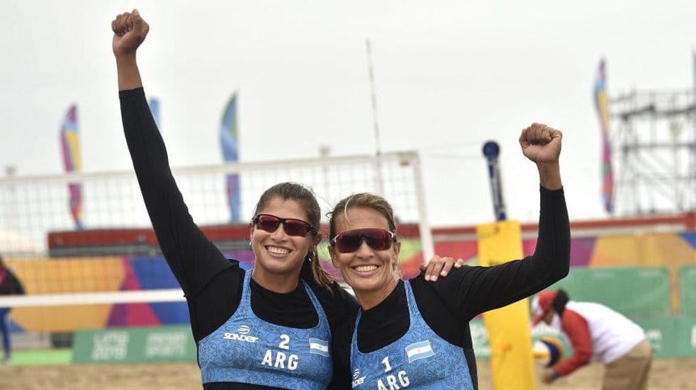 Beach Vóley: Pereyra y Gallay ya tienen el fixture de los Juegos Olímpicos