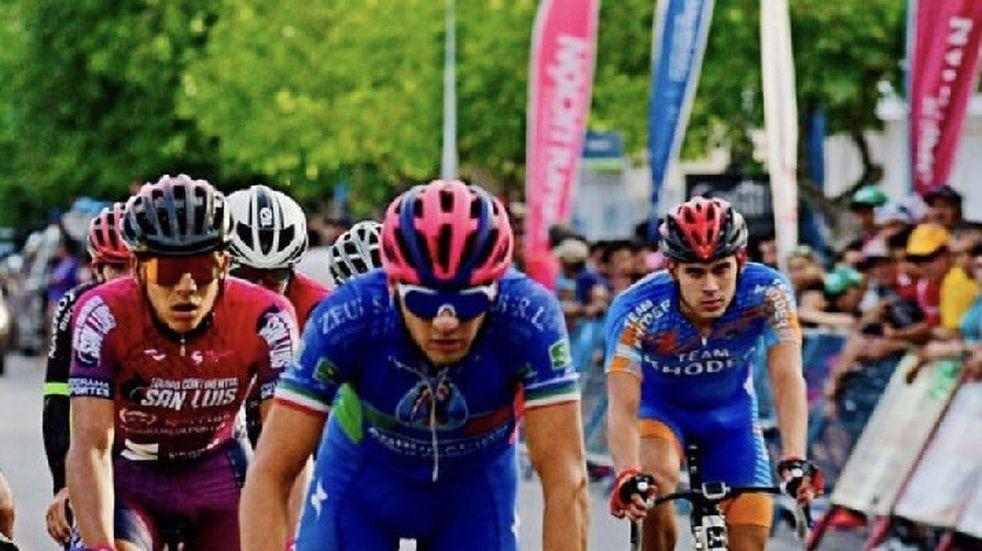 El ciclismo internacional ya se vive con la Vuelta del Porvenir