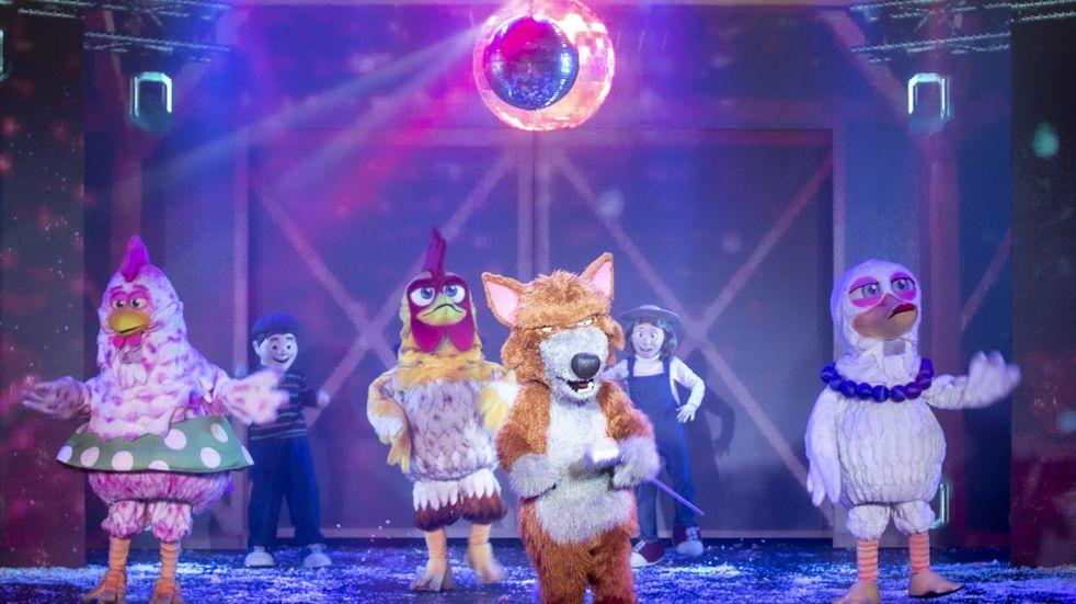 """La Granja de Zenón en Quality: """"En este espectáculo, el público es parte de la obra"""""""