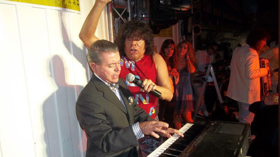 Norberto Oyarbide y el día que fue a un baile de la Mona Jiménez