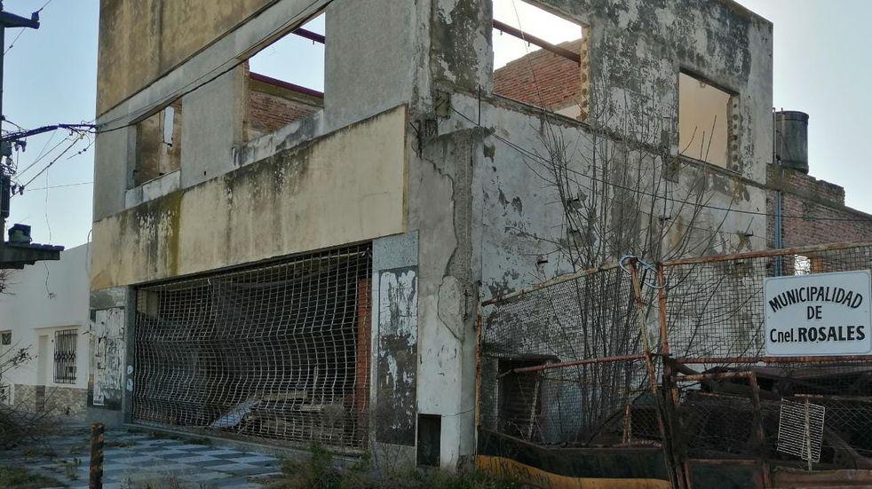 Recuperarán un viejo edificio para la Dirección de Tránsito y Transporte