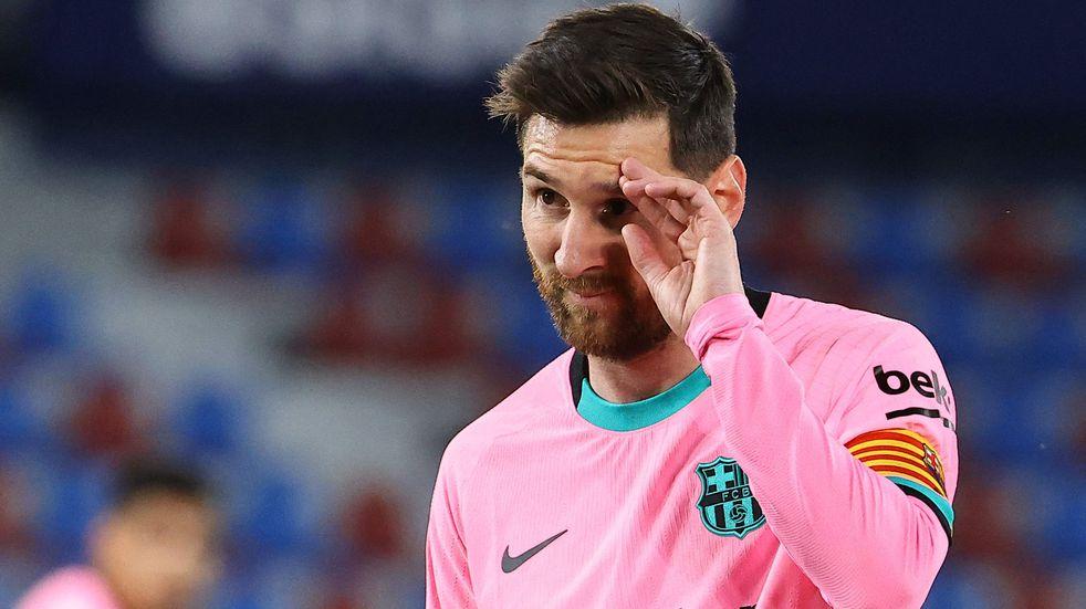 Lionel Messi, ausente en la última fecha de La Liga: descansará para la Copa América