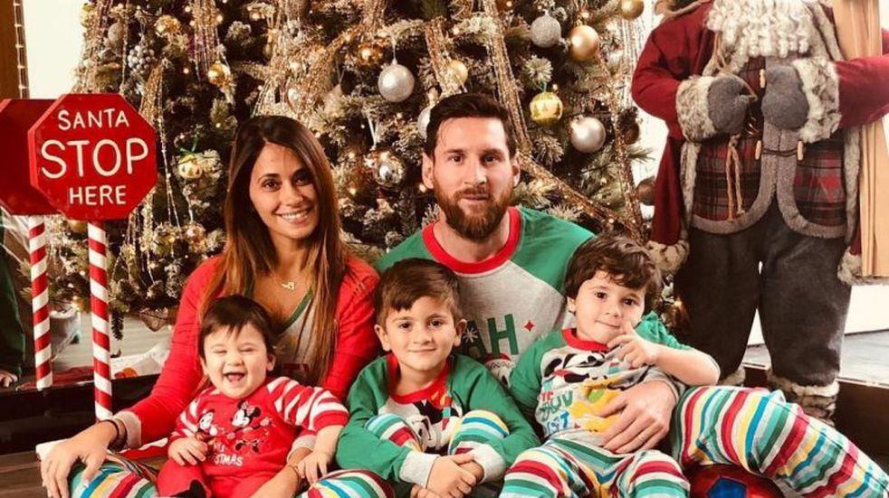 La intimidad de los Messi: lo que más les gustó a los seguidores de Antonella Roccuzzo en 2018