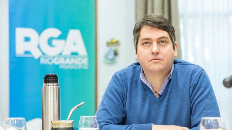 Río Grande: el Intendente brindo un mensaje a los trabajadores