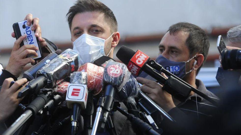 """Morla no teme ser investigado por la muerte de Diego Maradona, y apunta contra Dalma y Gianinna:  """"Le están sacando la plata"""""""