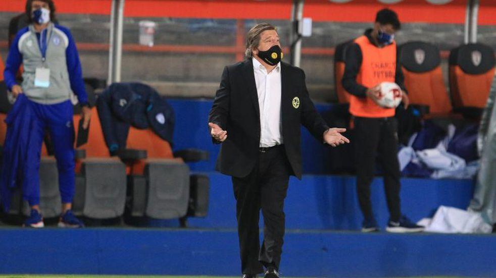 Miguel Herrera, enojado con la Selección: \