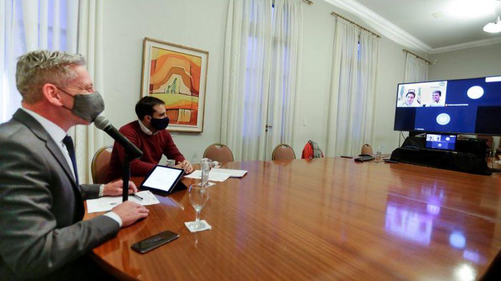 Chubut planteó los problemas en el ámbito petrolero al ministro Kulfas