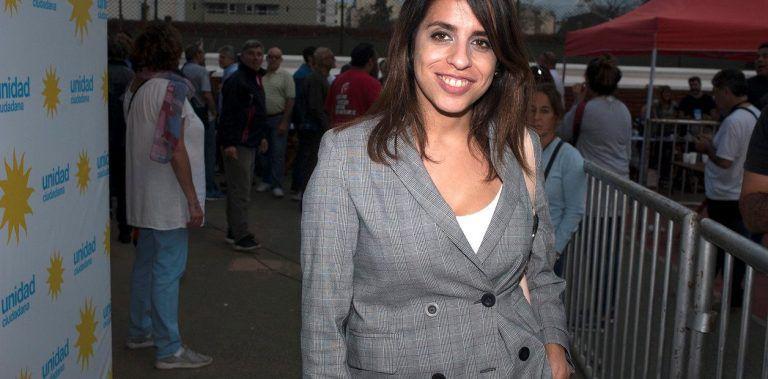 Victoria Dondau002E (Foto: Clarín)
