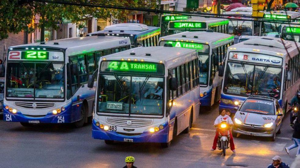 Cómo funcionará el transporte público de pasajeros en Navidad y Año Nuevo