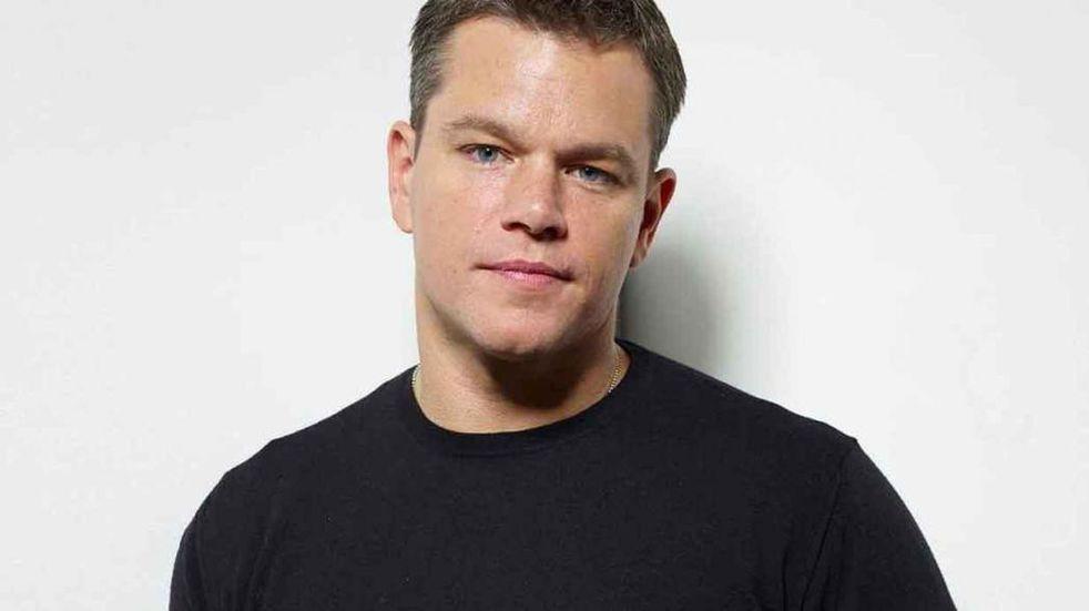 """Matt Damon habló sobre su inolvidable experiencia en un partido de Boca: """"Lo más loco que vi"""""""