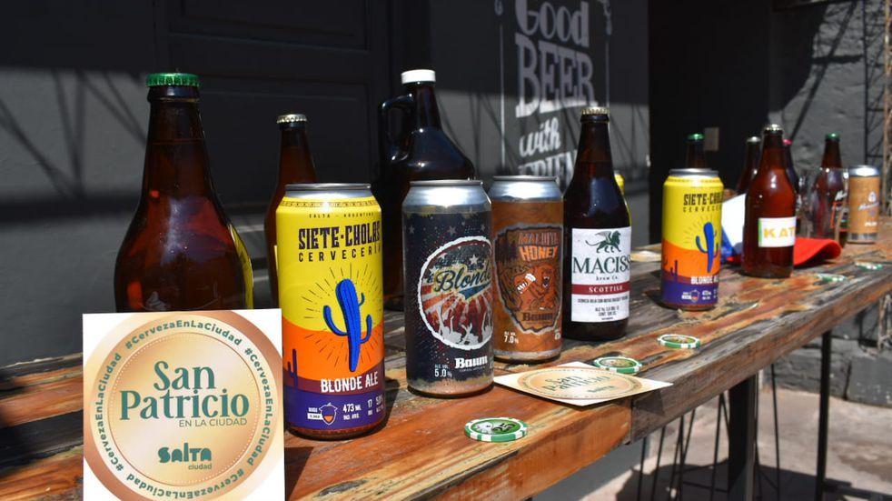 San Patricio en Salta: enterate de todas las propuestas cerveceras en la Ciudad