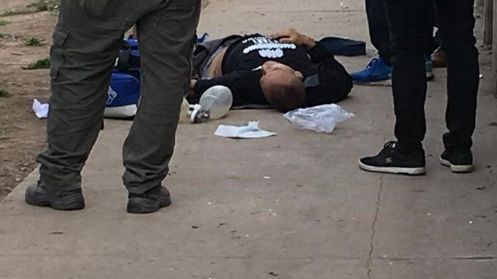 El empresario rosarino sobrevivió al intento de homicidio frente a la sede del Colegio Inglés en Fisherton. (Juan José García)