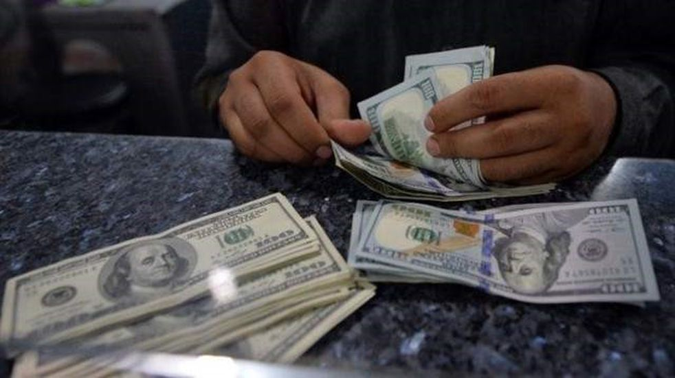 El dólar blue finalizó la semana en baja