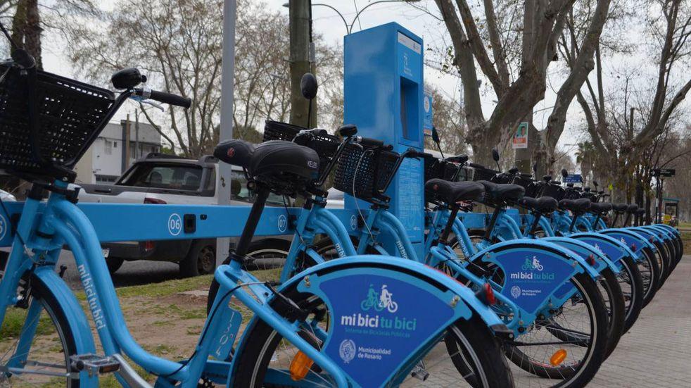 El sistema Mi Bici Tu Bici sumó dos nuevas estaciones