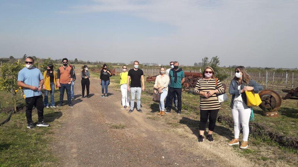 Vacaciones de invierno con turistas en Gualeguaychú