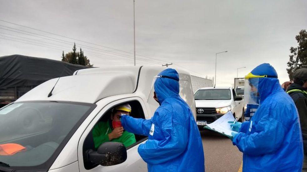 Coronavirus en el sur mendocino: 204 casos nuevos y 178 recuperados