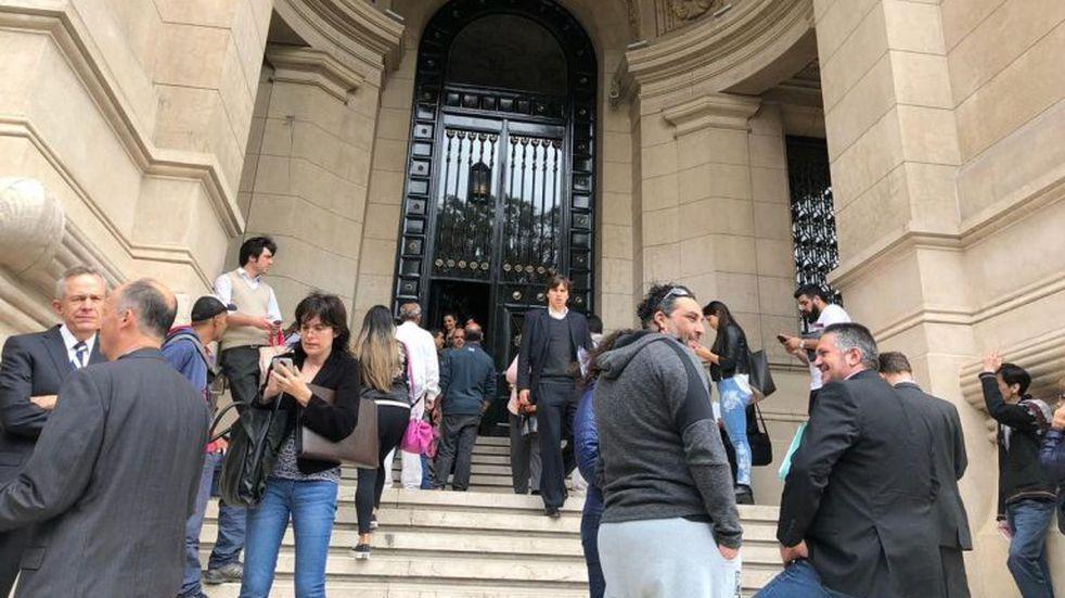 El Poder Judicial de la Nación se declaró en emergencia edilicia y tecnológica
