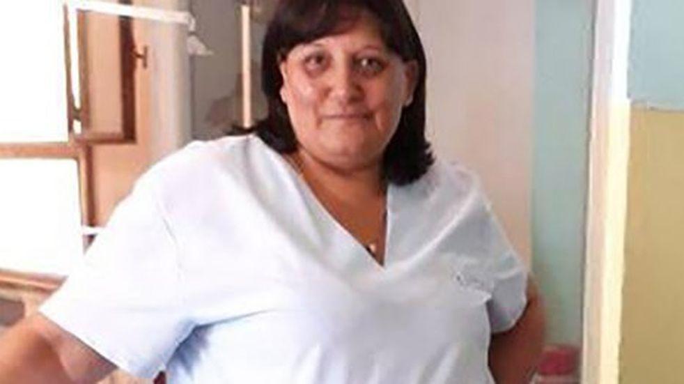 Dolor por la muerte de una reconocida enfermera en Villa Mercedes quien padecía coronavirus