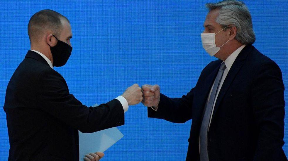 Alberto Fernández llevará a Martín Guzmán a Europa para buscar renegociar la deuda con el Club de París