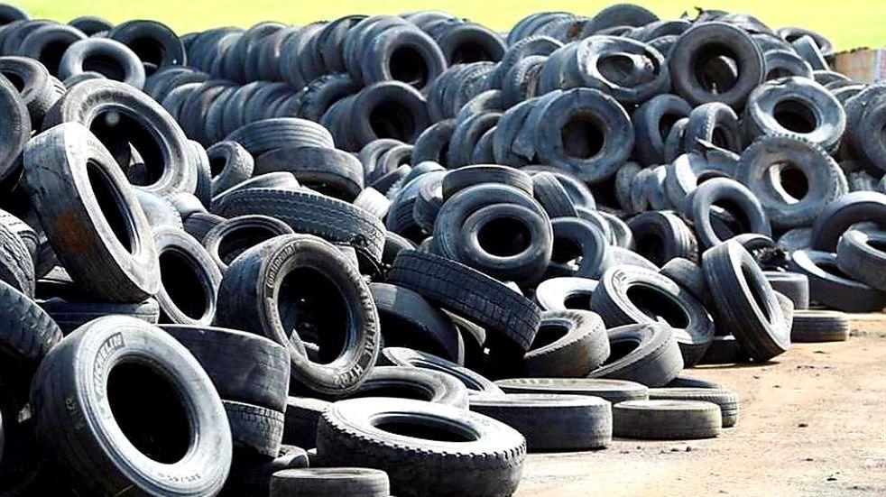 Oberá: se aprobaron convenios para la gestión de neumáticos fuera de uso