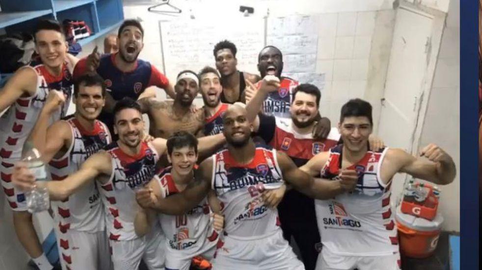 Quimsa debuta frente a Libertad en la Liga Nacional