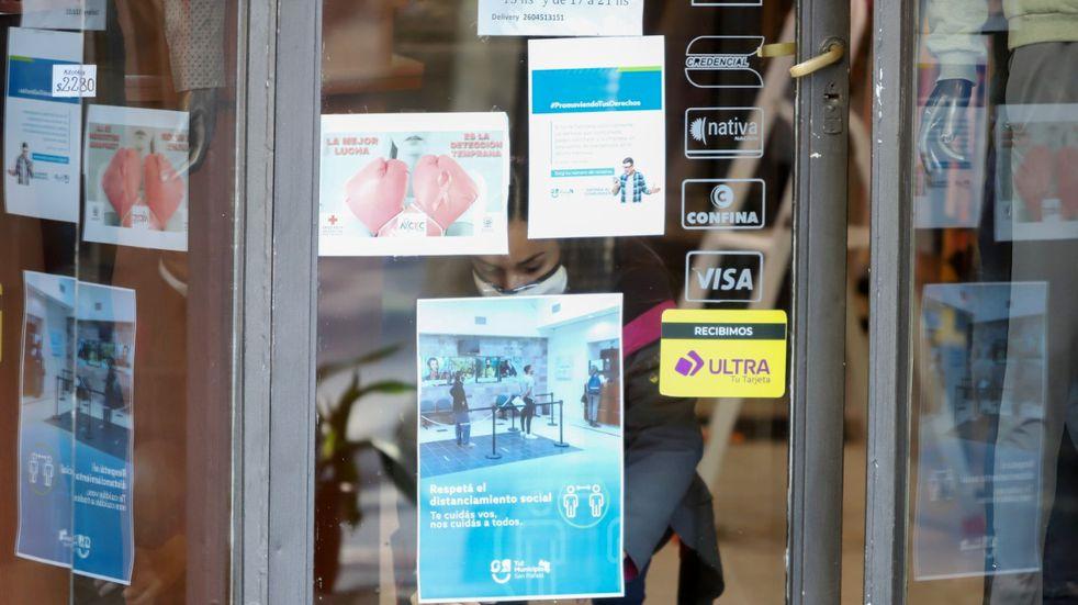 La Municipalidad y los comercios se unen para prevenir contagios de coronavirus