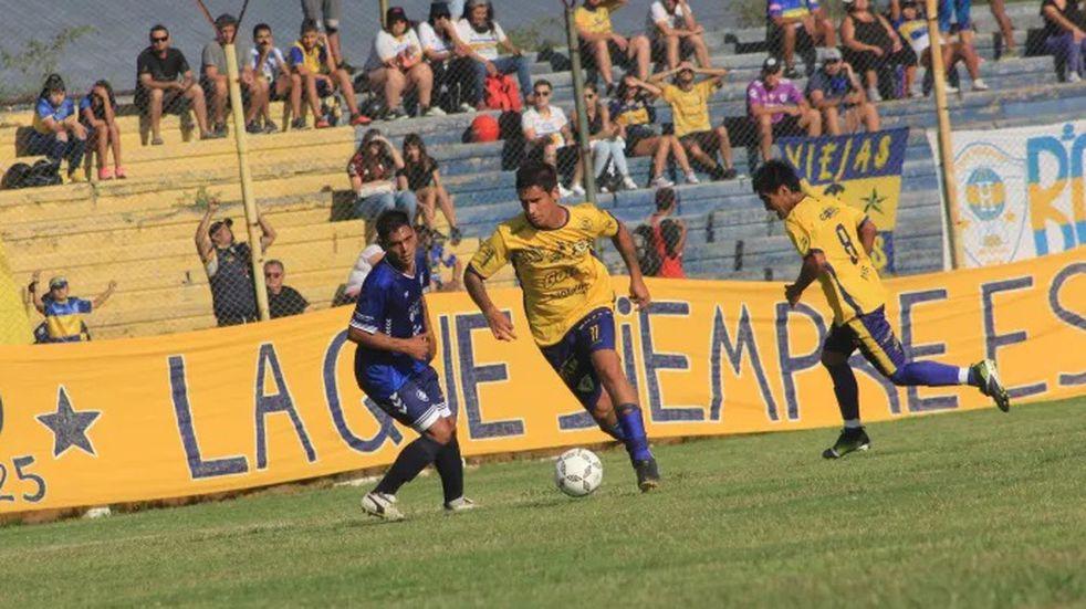 Liga Sanrafaelina de Fútbol: el próximo sábado 31 comenzará a disputarse la cuarta fecha