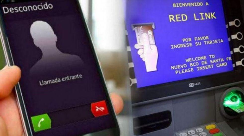 Advierten y denuncian sobre estafas a través del Cajeros Automáticos