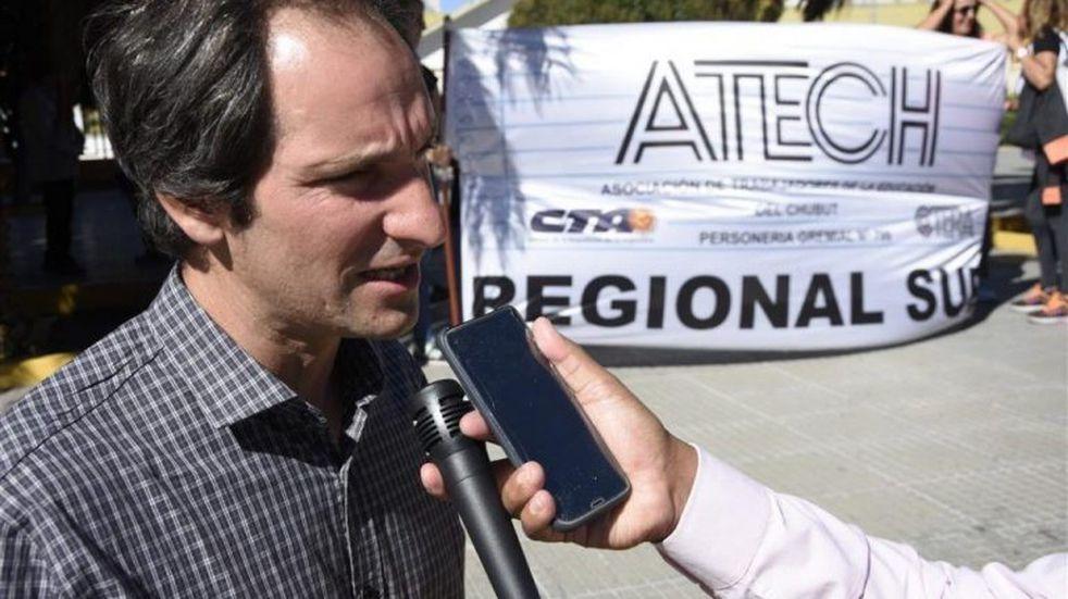 Rawson: Atech convoca a una movilización al Municipio