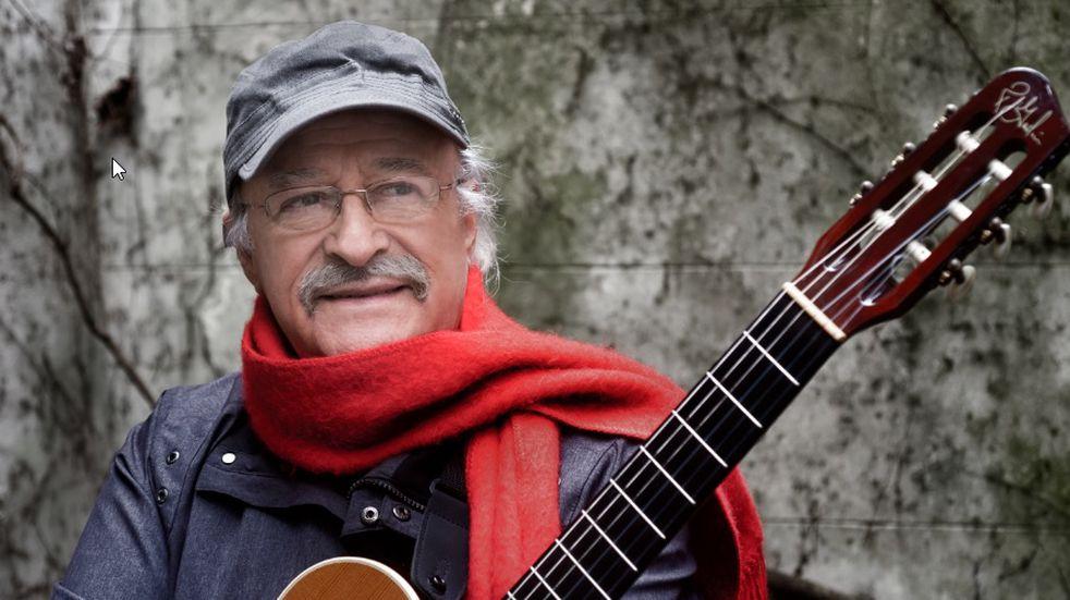 El folklore está de luto: murió el cantante y compositor César Isella