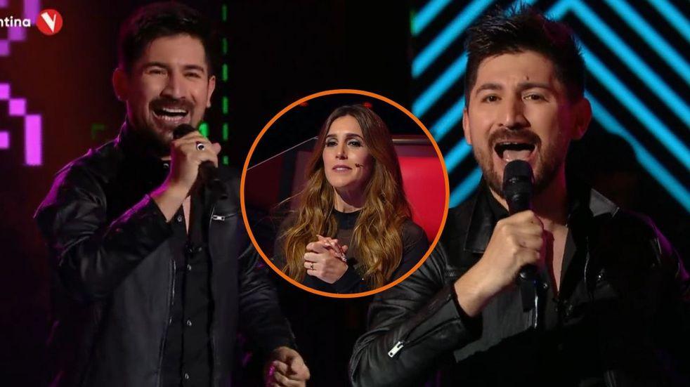 Los mellizos Vílchez se fueron de La Voz Argentina con una promesa de Soledad Pastorutti para el futuro