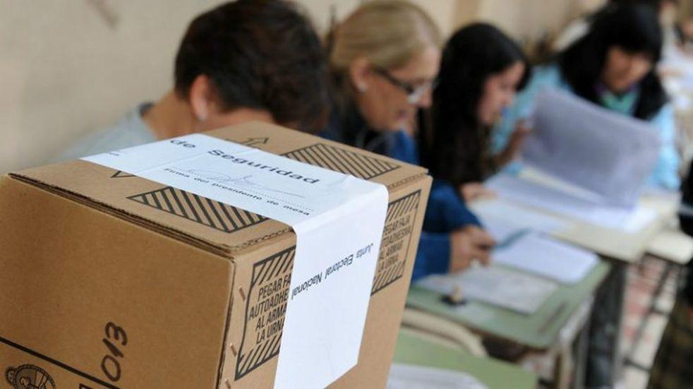 Se presentaron seis fuerzas para competir en las próximas elecciones