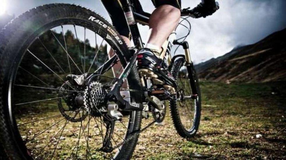 Ciclismo de montaña: una nueva carrera en la Laguna del Indio