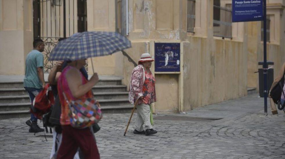 Calor abrasador en Córdoba: 38.8 grados y sensación térmica de 46