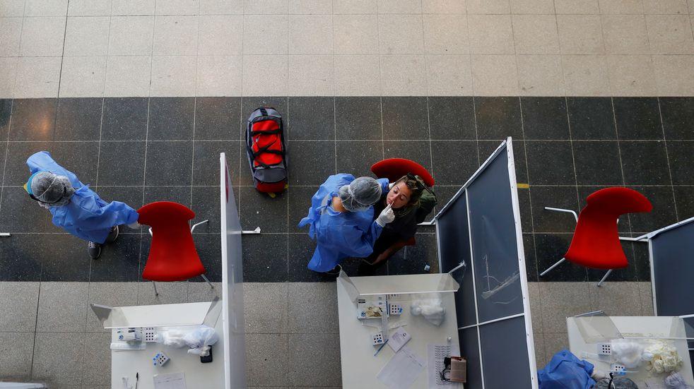 Rafaela sumó 25 positivos y la provincia superó los 200.000 casos de coronavirus